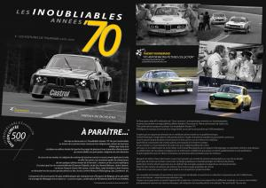 Unforgetable seventies (touring car)