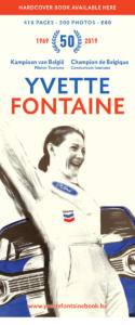 Yvette Fontaine Rollup banner 2019